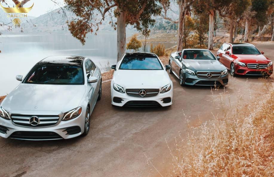آشنایی با کلاس بندی خودروها