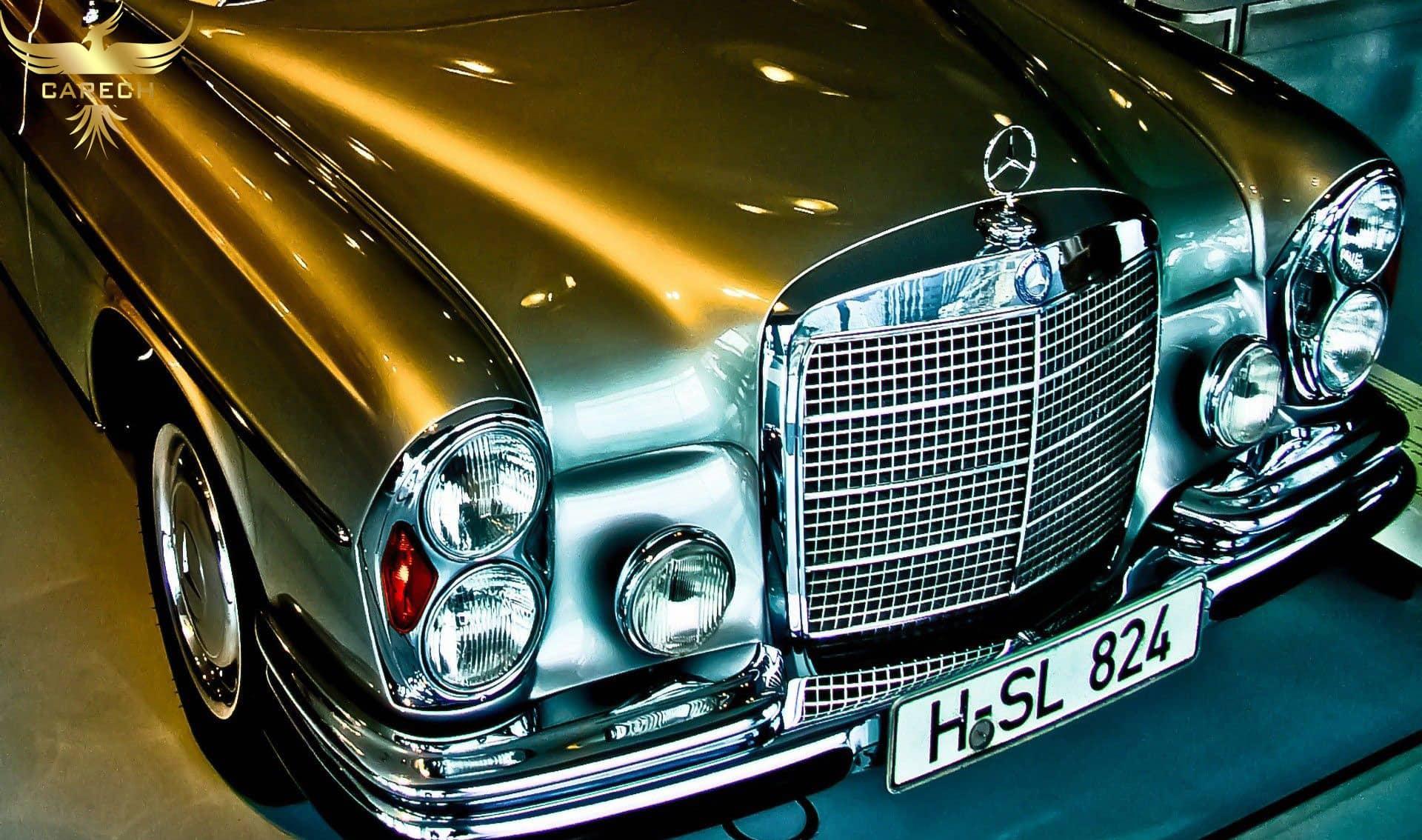 خودروهای کلاسیک مرسدس بنز