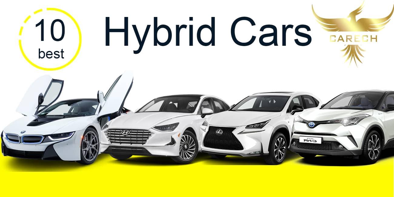 10 خودرو هیبریدی موجود در ایران