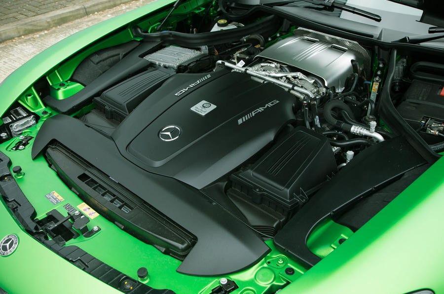 AMG GTR ای ام جی
